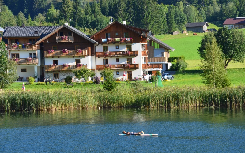 Haus Heimat Appartements And Flats In Weissensee In Carinthia